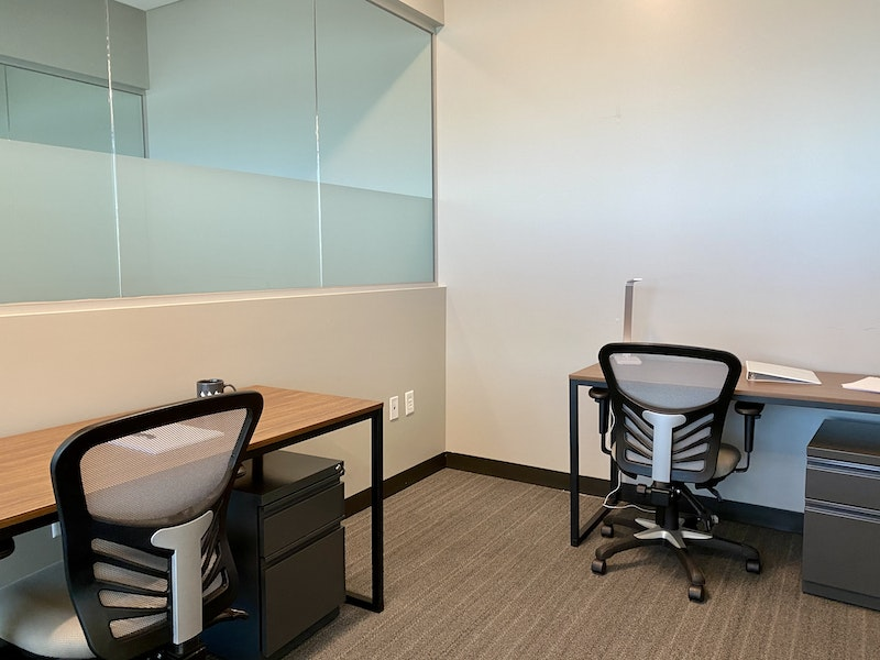 2-person office
