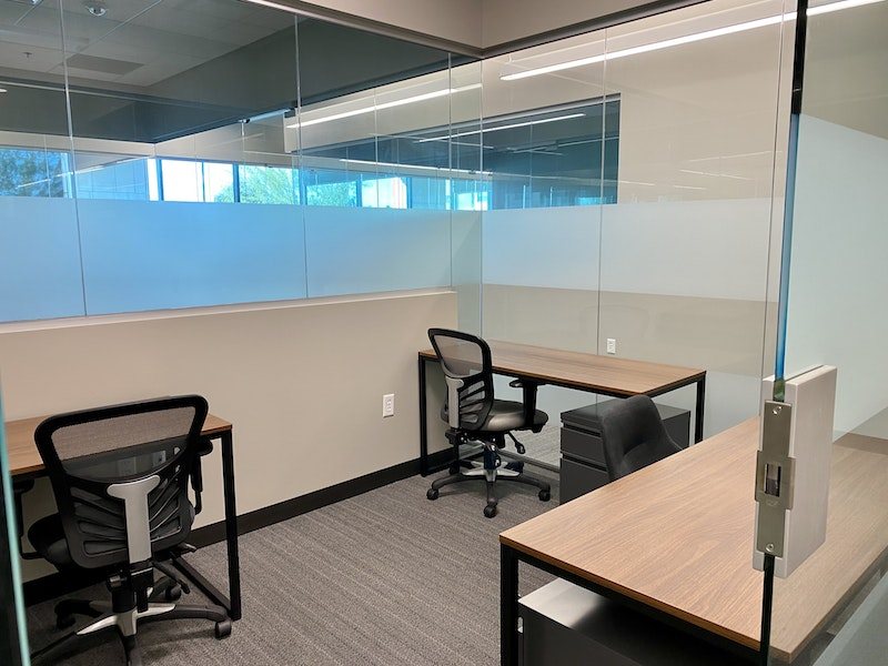 3-Person Office