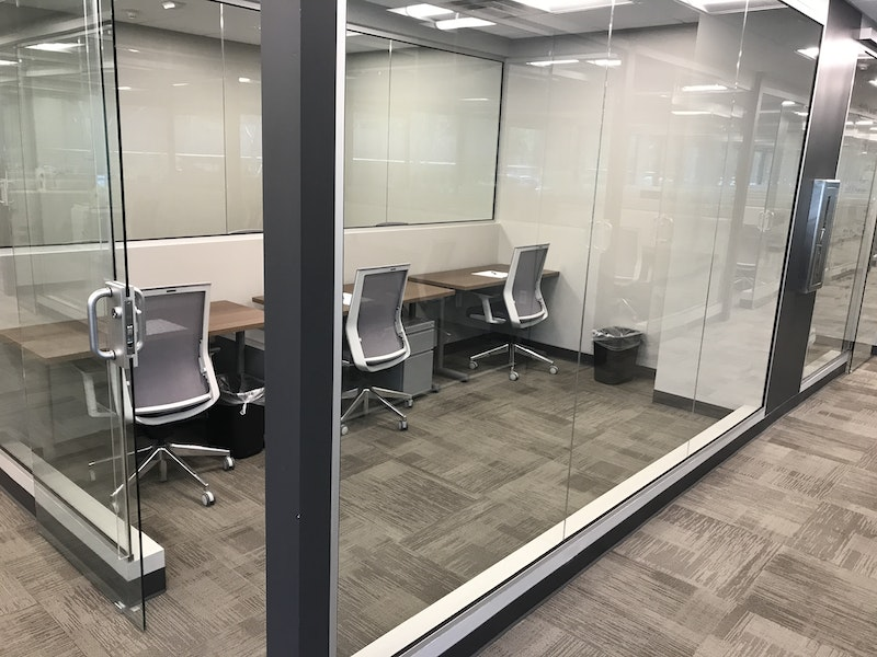 3-person offices
