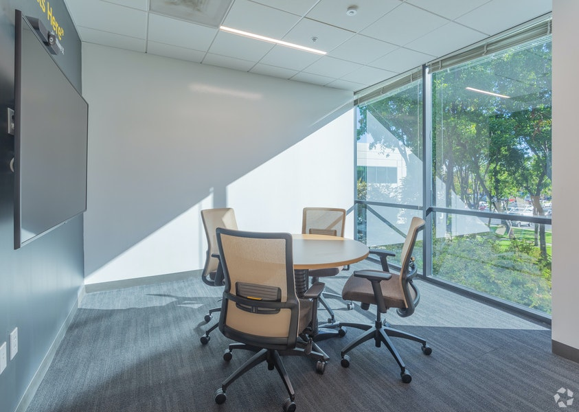 4 Person Conference Room
