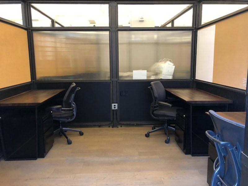 4 Person Private Office - Day Use
