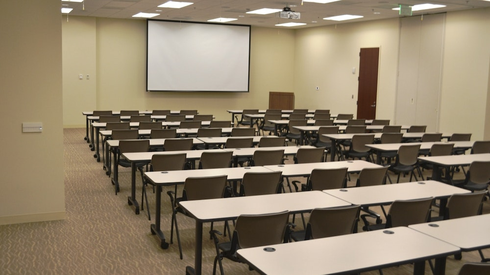 54 to 150 Person Conference Center & Training Room | Midtown