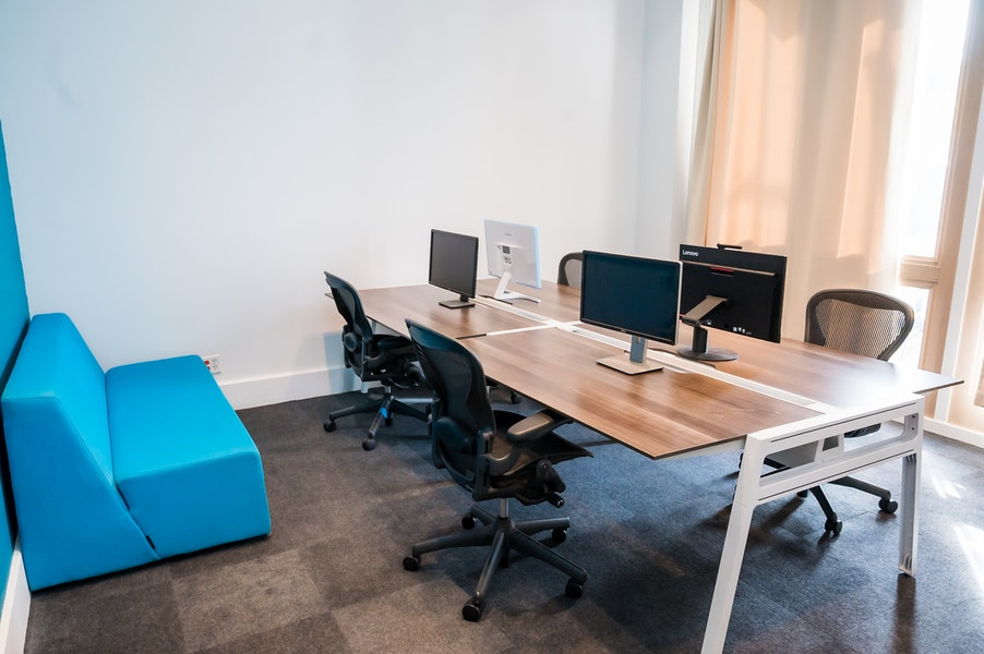 6 Person Office D