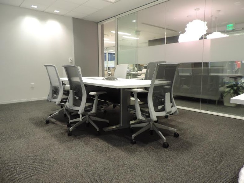 8 Person Brickell Meeting/Conference Room
