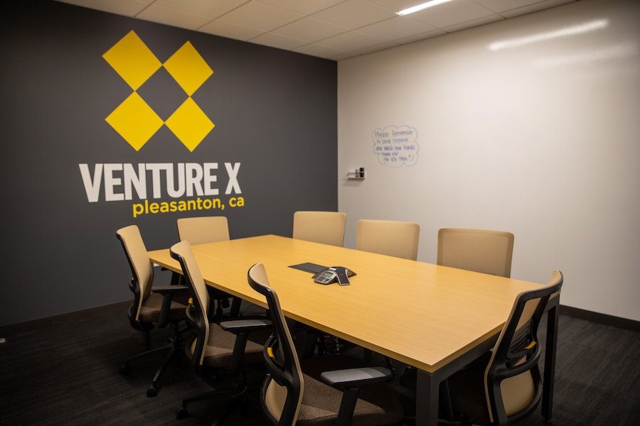 8 Person Conference Room
