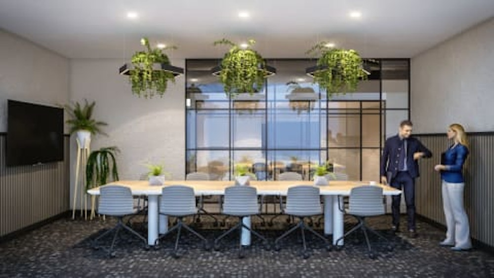 Apinae (6 Person Meeting Room)