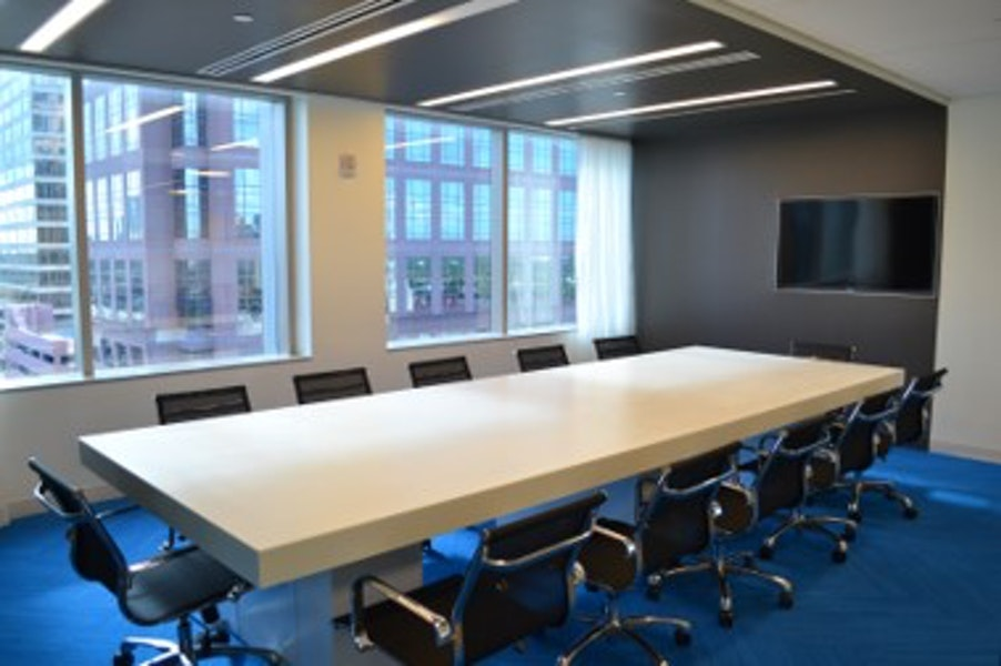 Conference Room up to 15 people