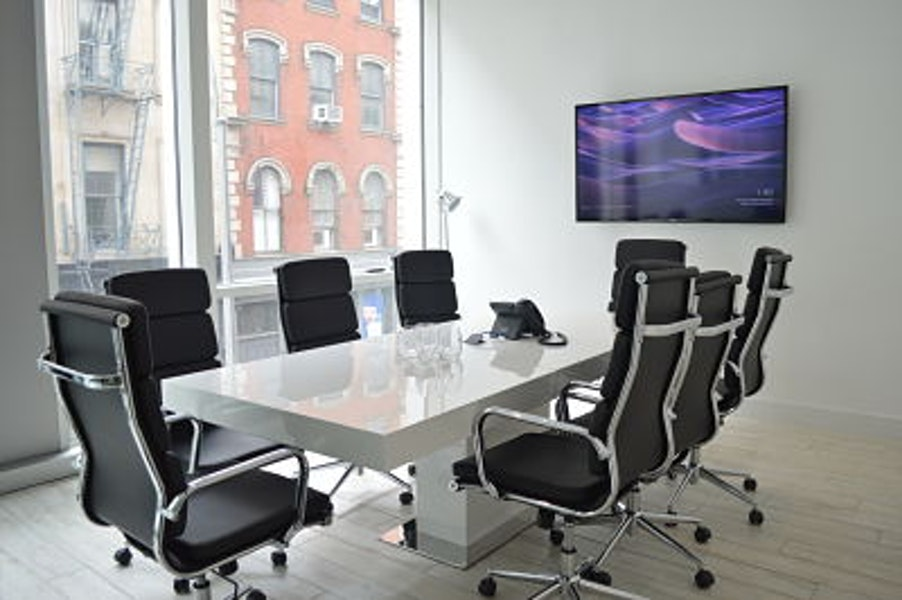 Cubico conference room up to 12