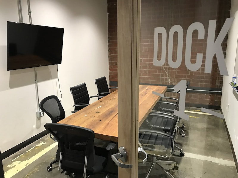 Dock 1 Conference Room (6 people)