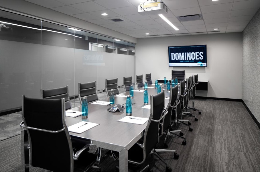 Dominoes Conference Room