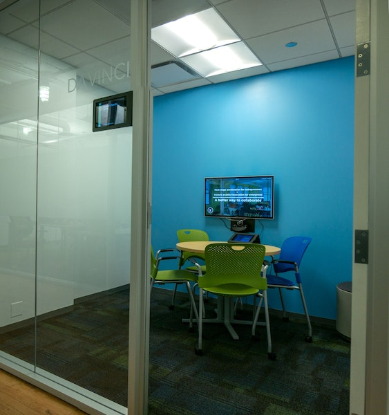 Zoom Equipped Huddle Room