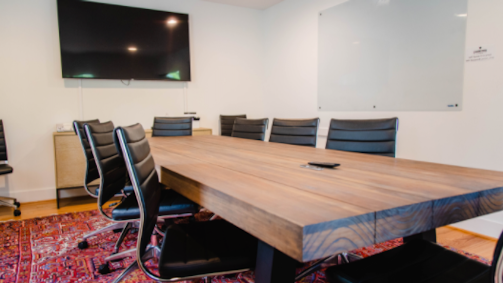 Hunter Conference Room (10 people)