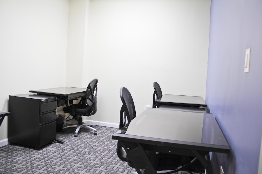 Interior Day Office