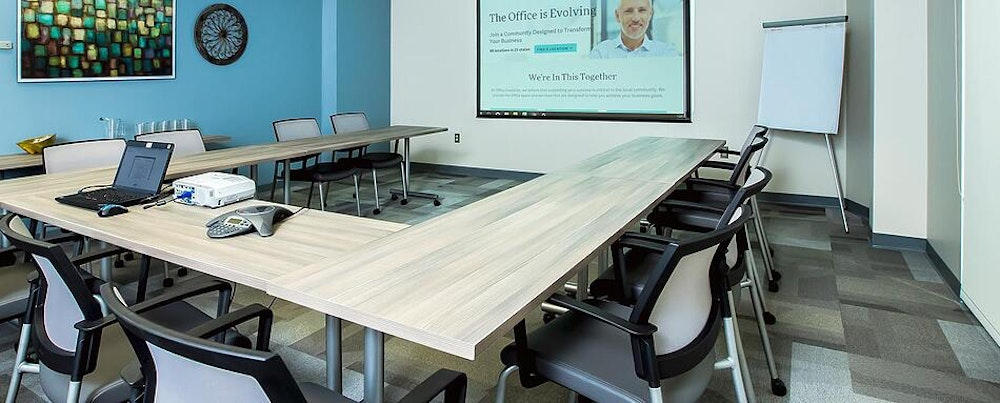 Large Meeting Room - The Triad