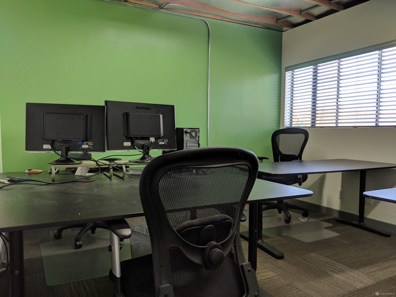 Large Private Window Office B