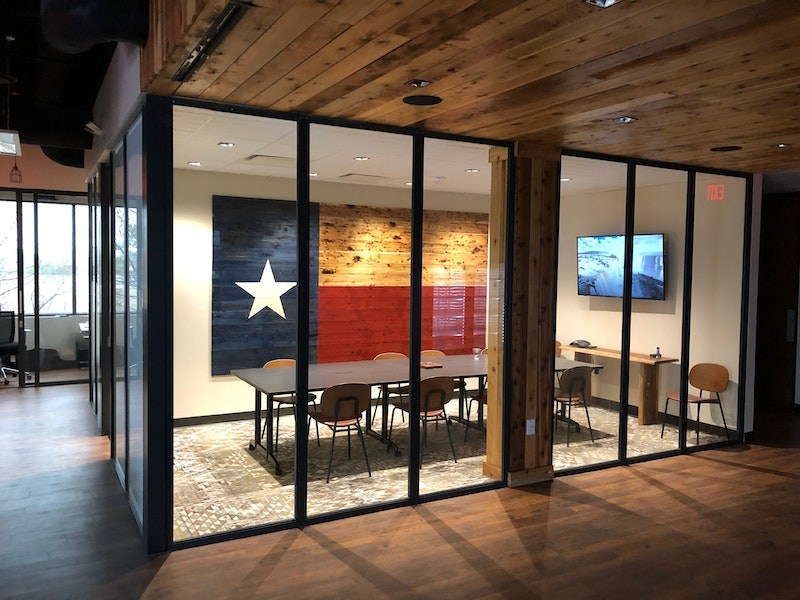 """Large """"Texas"""" Conference Room"""
