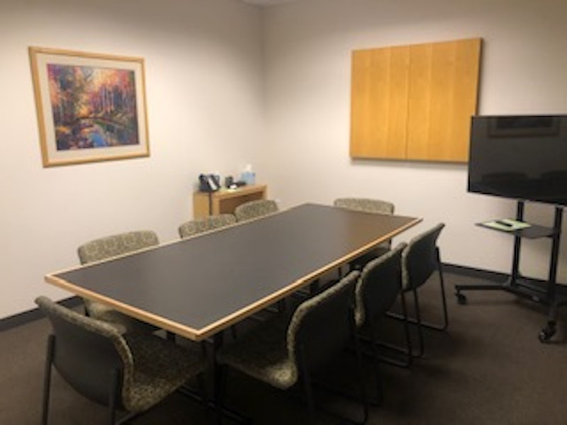 Medium Conference Room with TV Monitor