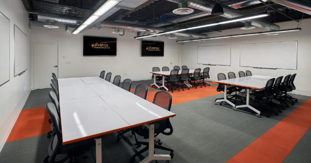 'One Up' Meeting Room