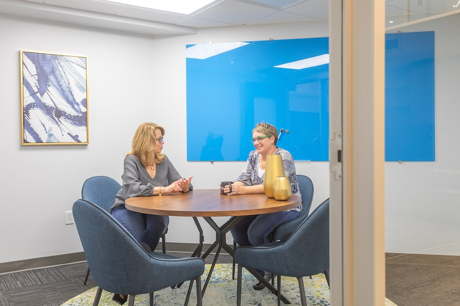 Meeting Room For Up To 8 People