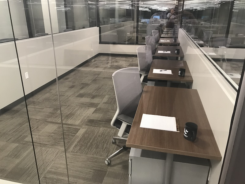 Multi person offices 6 +