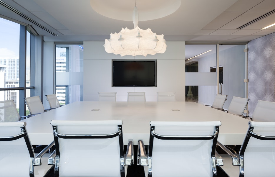 16 Person Brickell Meeting/Conference Room