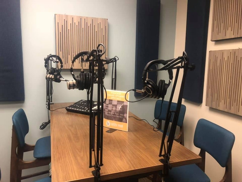 Podcast Booth
