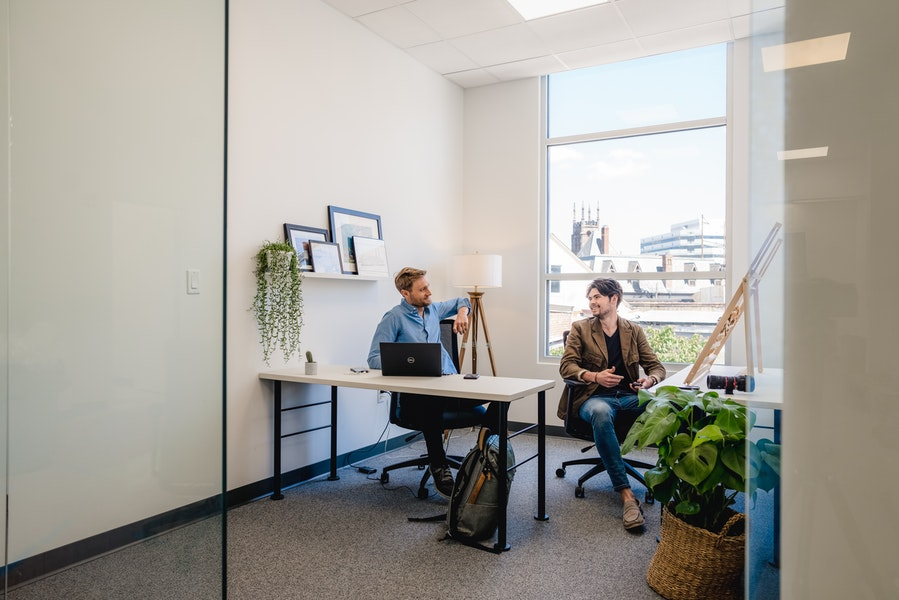Private Office for 3