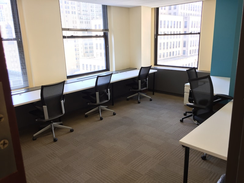 Private Office For Up To 6
