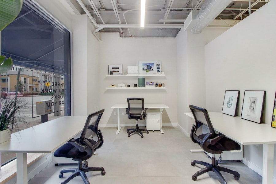 Private Office Suite