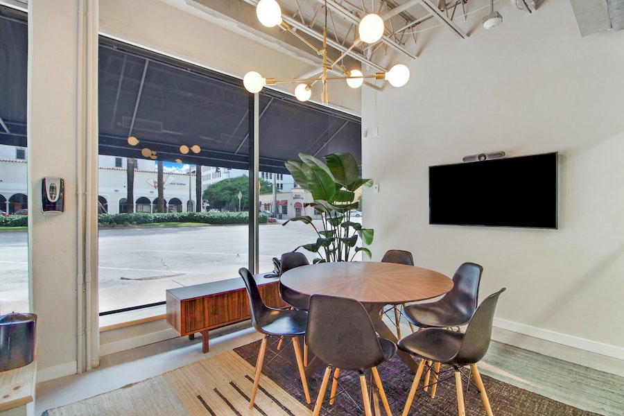 Roundtable Meeting Room