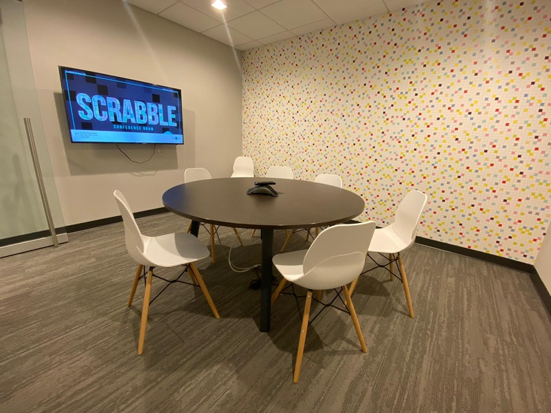 Scrabble Conference Room