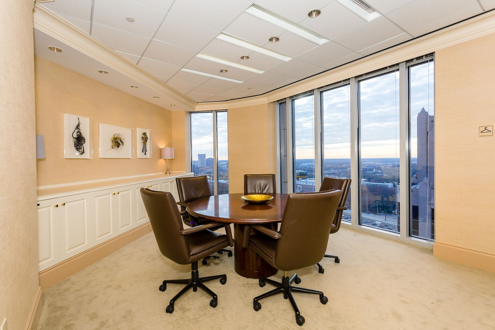 Skyline Meeting Room