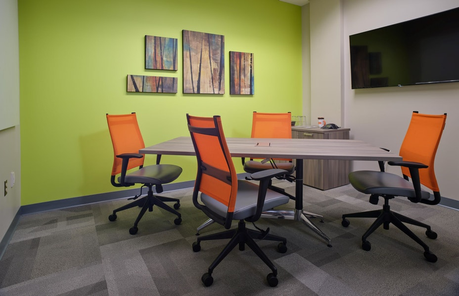 Small Meeting Room - The Piedmont