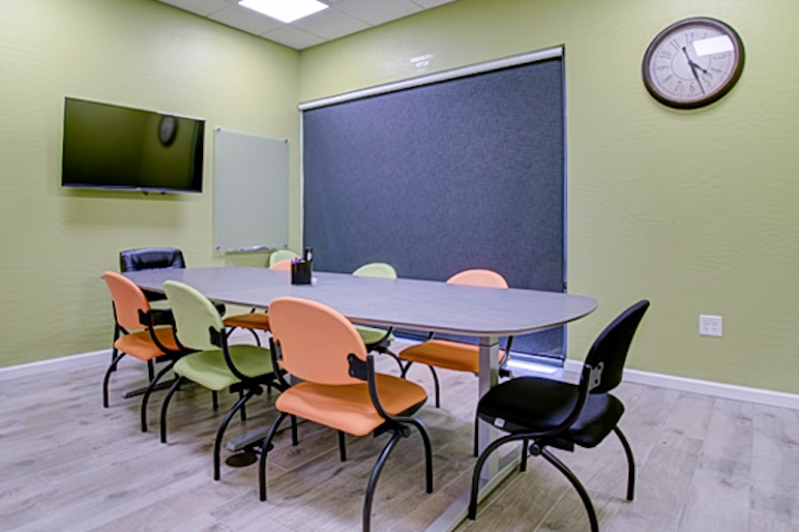 The Higley Conference Room