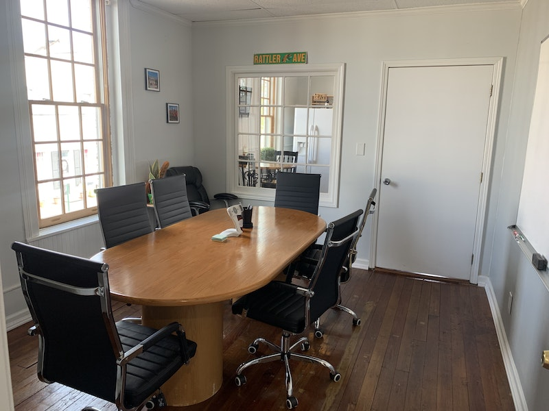 The Hill - Conference Room