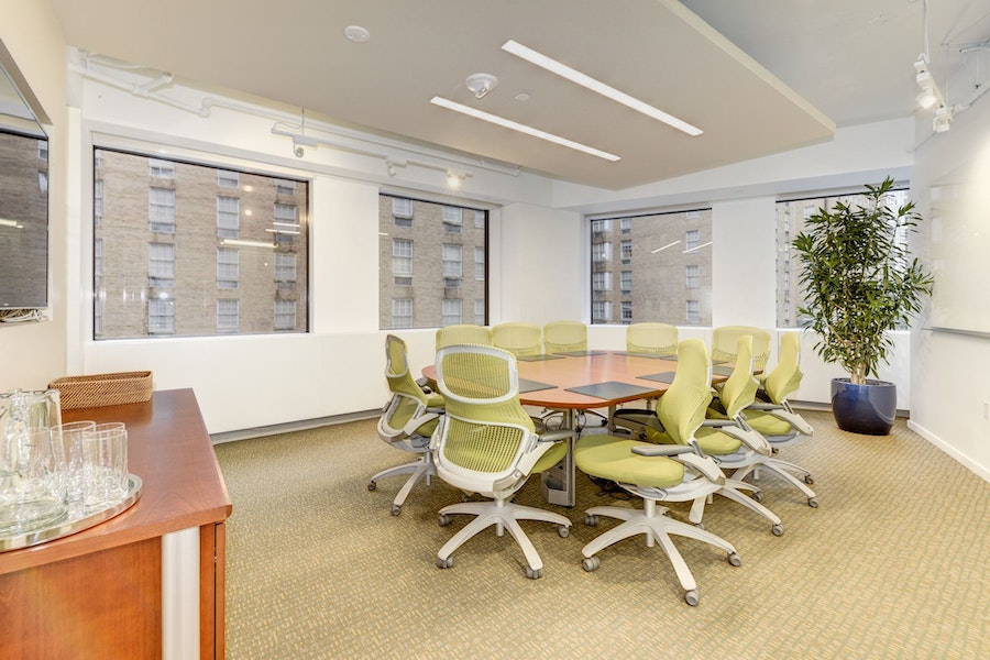 The Mayflower Conference Room