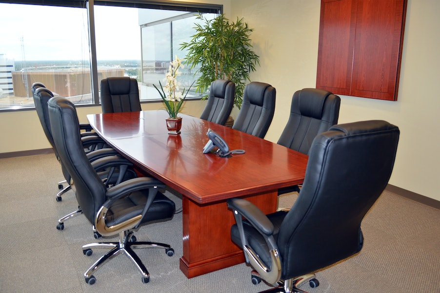 The Riverview Meeting Room