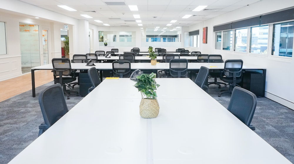 Whole Floor Office with 70 Desks - Level 5