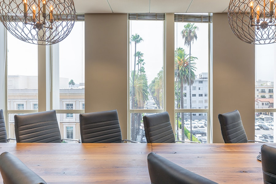 Premier Workspaces - Beverly Hills 90210