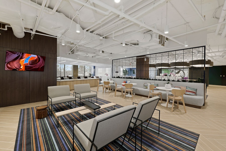 Carr Workplaces - Friendship Heights