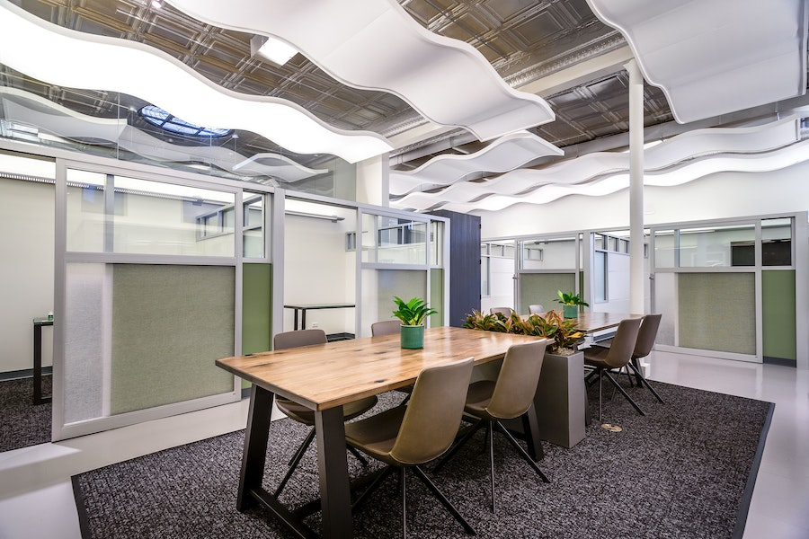 CrossFunction Flexible Workspace