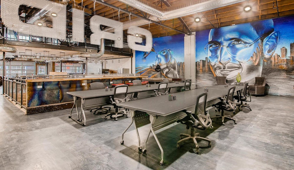 Grid Collaborative Workspaces