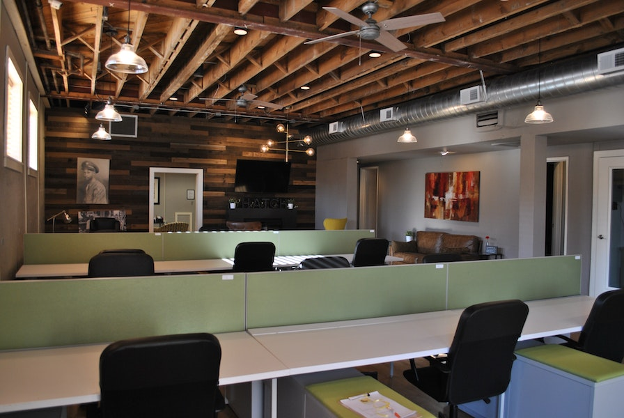 Hatch Coworking / Shared Offices