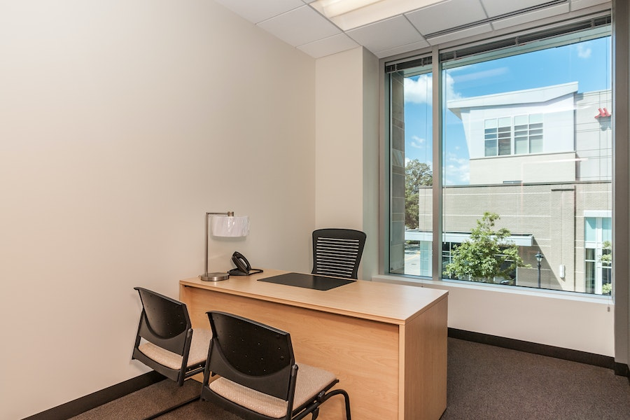 Intelligent Office Downtown Raleigh