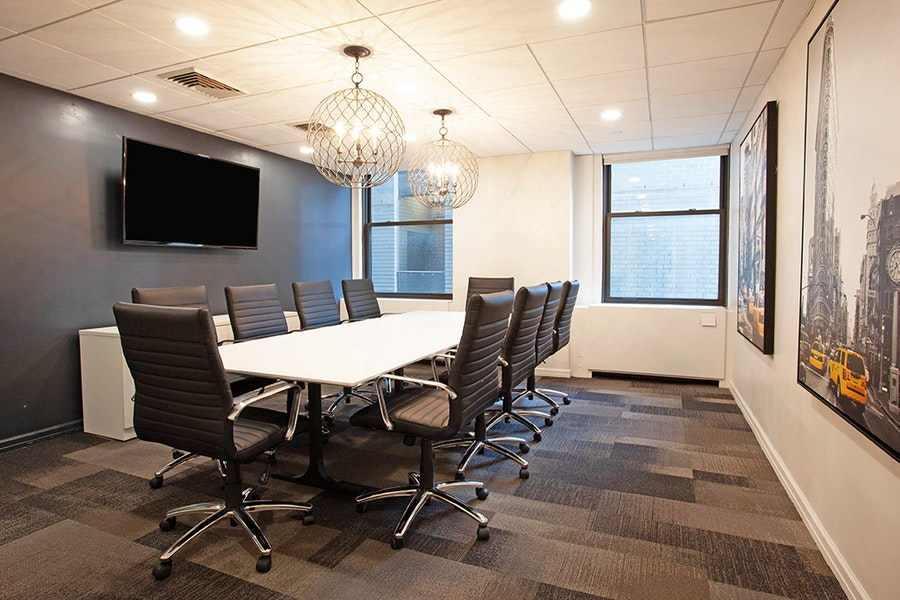 Premier Workspaces - Midtown Manhattan