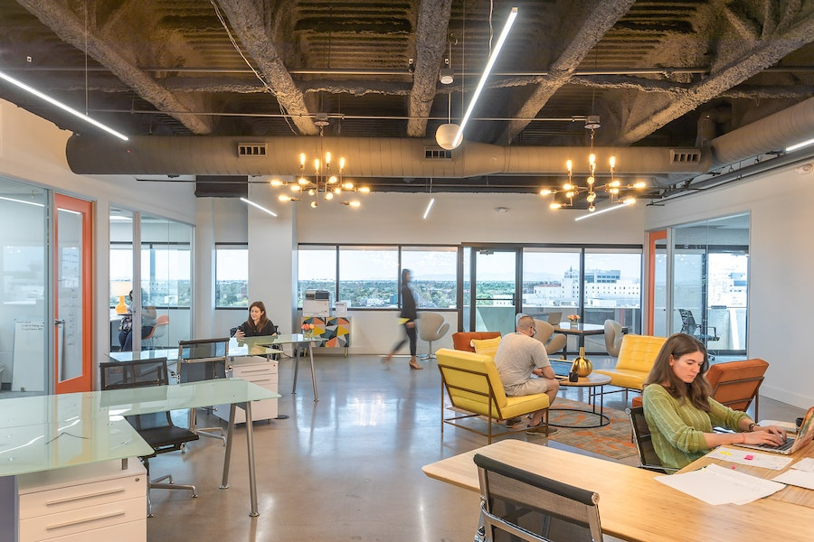 Novel Coworking Dallas