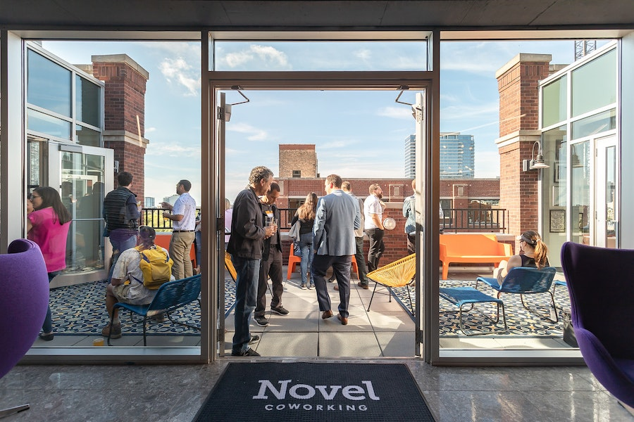 Novel Coworking River North - 405 W. Superior