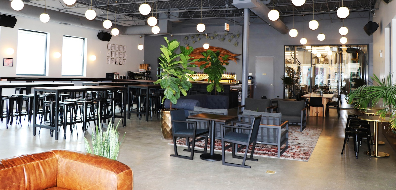 Pilot Project Brewery & Cafe