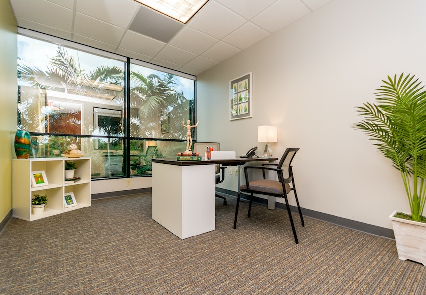 Quest Workspaces - Plantation