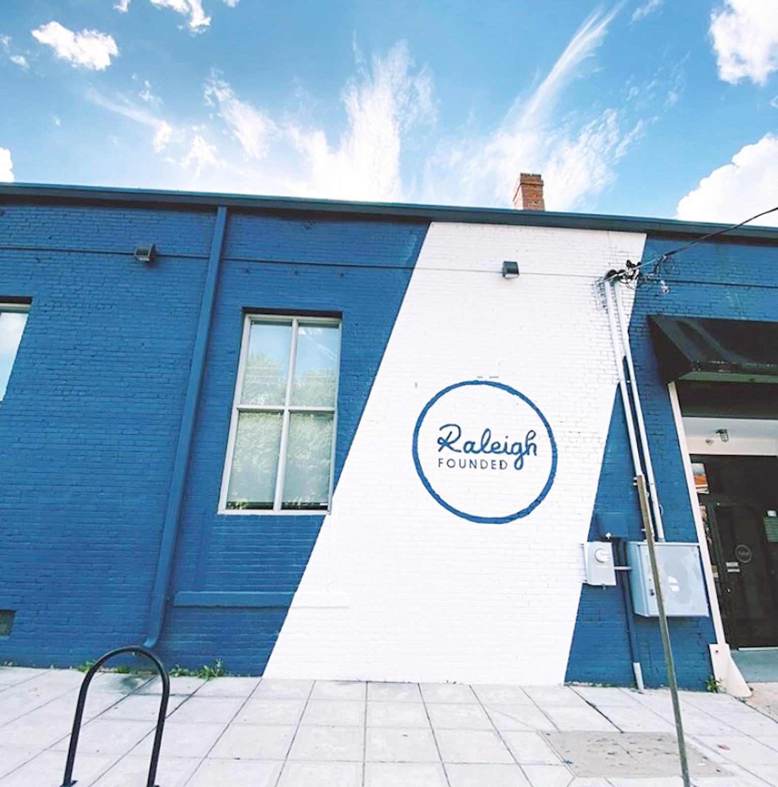 Raleigh Founded - Warehouse